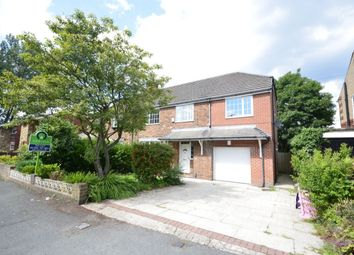 Thumbnail 4 bedroom semi-detached house to rent in Kildare Street, Farnworth, Bolton