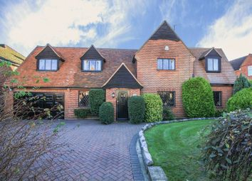 Thumbnail 4 bed detached house for sale in Southview Road, Marlow
