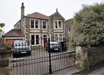 Thumbnail 6 bed detached house for sale in Bristol Road Lower, Weston-Super-Mare