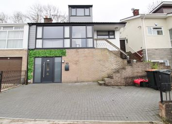 Thumbnail 4 bedroom semi-detached house for sale in Fforest Glade, Newport