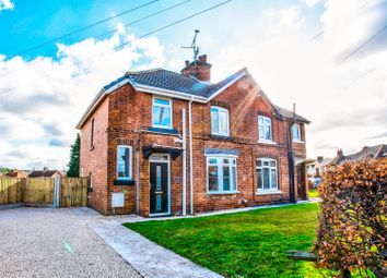 Thumbnail 3 bed semi-detached house for sale in Sycamore Road, Ollerton, Newark