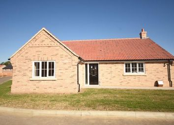 Thumbnail 3 bed bungalow for sale in Saffron Close, Watton, Thetford