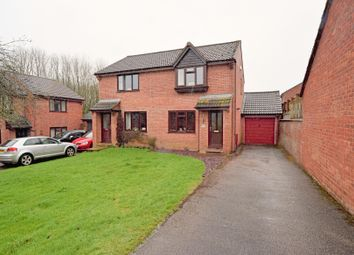 Thumbnail 2 bed semi-detached house for sale in Hofheim Drive, Tiverton