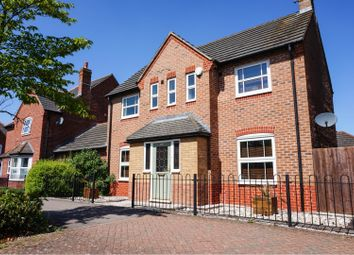 Thumbnail 3 bed detached house for sale in West Lake Avenue, Peterborough