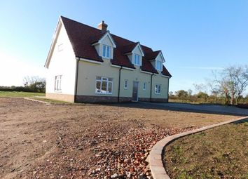 Thumbnail 4 bed detached house for sale in Moats Tye, Combs, Stowmarket