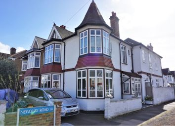 Thumbnail 5 bed end terrace house for sale in Thornsbeach Road, London