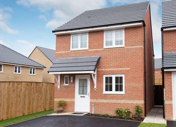 "Thumbnail 3 bedroom detached house for sale in ""Barwick"" at Saxon Court, Bicton Heath, Shrewsbury"