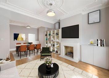 Rosenau Crescent, Battersea, London SW11. 5 bed terraced house for sale