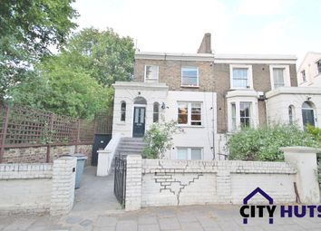 Thumbnail 3 bed flat to rent in Stock Orchard Crescent, London