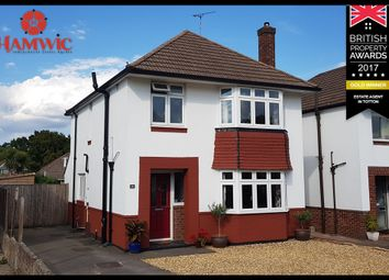 Thumbnail 3 bed detached house for sale in Lackford Avenue, Southampton