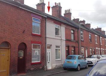 Thumbnail 2 bed terraced house for sale in Grosvenor Street, Leek