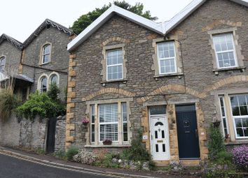 Thumbnail 2 bed semi-detached house for sale in Highdale Road, Clevedon