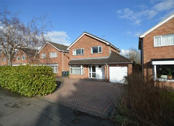 Thumbnail 4 bed detached house for sale in Bow Fell, Brownsover, Rugby, Warwickshire
