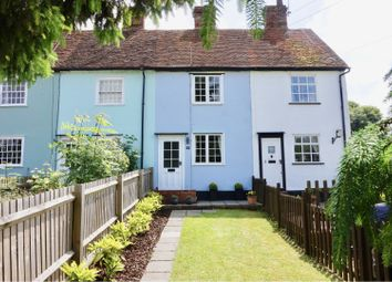 Thumbnail 2 bed terraced house for sale in Church End, Dunmow