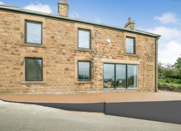 Thumbnail 5 bed detached house for sale in Barrack House, Barrack Road, Apperknowle, Derbyshire