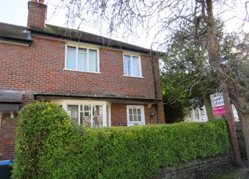 Thumbnail 3 bedroom semi-detached house for sale in Queens Road, Berkhamsted