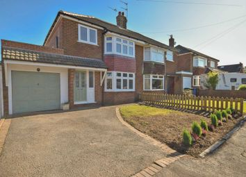 Thumbnail 3 bed semi-detached house for sale in Nursery Road, Cheadle Hulme, Cheadle