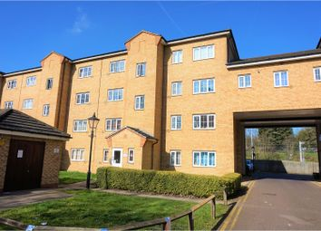 Thumbnail 1 bedroom flat for sale in Kidman Close, Romford
