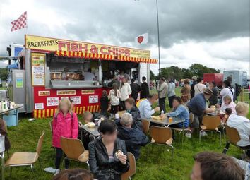 Thumbnail Leisure/hospitality for sale in Mobile Catering Unit FY4, Lancashire