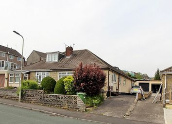 Thumbnail 2 bed semi-detached bungalow for sale in Tudor Way, Llantwit Fardre, Pontypridd, Rhondda, Cynon, Taff.