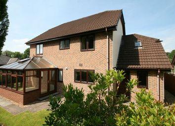 Thumbnail 5 bedroom detached house for sale in Ashleigh Park, Bampton, Tiverton