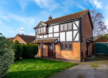 Thumbnail 4 bed detached house for sale in Westcliffe Road, Ruskington, Sleaford, Lincolnshire
