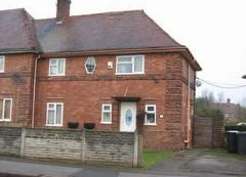 Thumbnail 4 bed semi-detached house to rent in Dennis Avenue, Nottingham