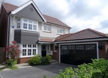 Thumbnail 4 bed detached house to rent in Saxon Way, Sherburn In Elmet, Leeds