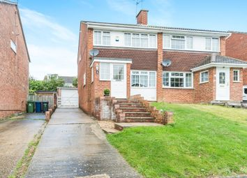 Thumbnail 3 bedroom semi-detached house for sale in Tamar Close, High Wycombe