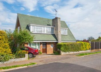 Thumbnail 3 bedroom detached house for sale in Delta Road, Hutton, Brentwood, Essex
