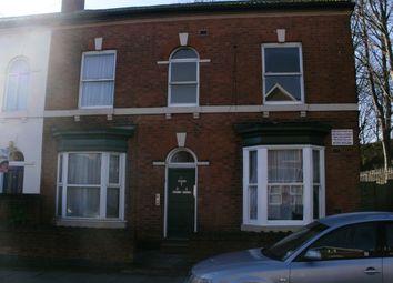 Thumbnail 1 bed flat to rent in St Pauls Road, Balsall Heath, Birmingham