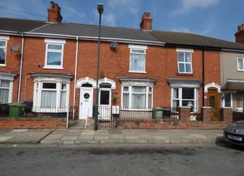 Thumbnail 2 bed terraced house for sale in James Street, Grimsby