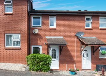 Thumbnail 2 bed terraced house for sale in Ashleigh, Alphington, Exeter