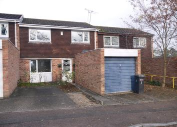 Thumbnail 2 bed semi-detached house to rent in Mcvicker Close, Leicester