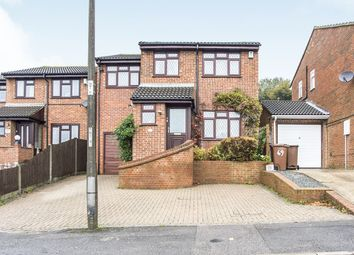Thumbnail 4 bed detached house for sale in Resolution Close, Chatham