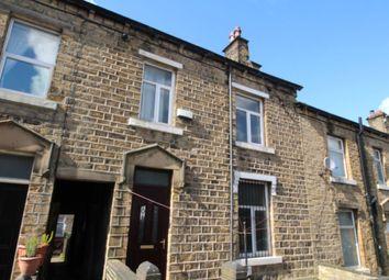 Thumbnail 2 bedroom terraced house for sale in Crosland Street, Crosland Moor, Huddersfield