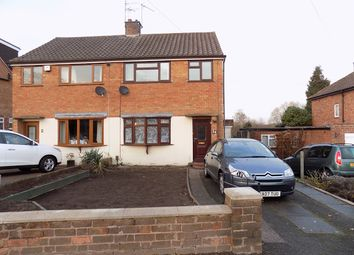 Thumbnail 3 bed semi-detached house for sale in Habberley Road, Kidderminster