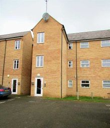 Thumbnail 2 bed flat to rent in Dunster Close, Bilton, Rugby