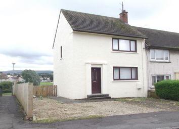 Thumbnail 3 bed property to rent in Hannahston Avenue, Drongan, Ayr