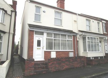 Thumbnail 3 bed end terrace house for sale in All Saints Road, Wolverhampton