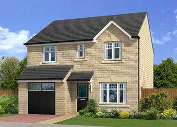 "Thumbnail 4 bed detached house for sale in ""Baybridge"" at Roes Lane, Crich, Matlock"