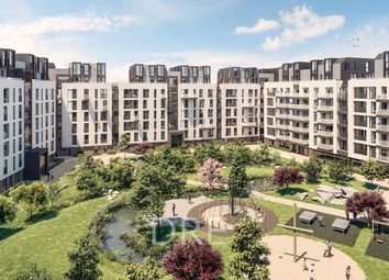 Thumbnail 3 bed flat for sale in New Garden Quarter, Penny Brookes Street, Stratford