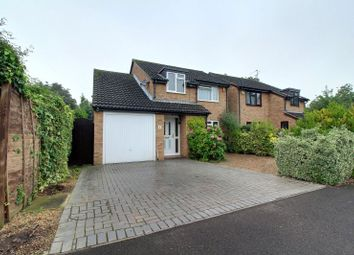 Thumbnail 4 bedroom detached house for sale in Willowside, Woodley, Reading, Berkshire