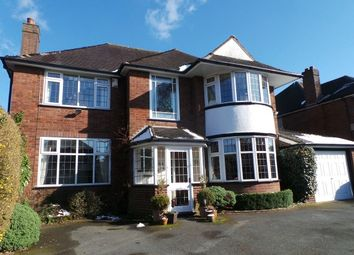 Thumbnail 4 bed detached house for sale in Darnick Road, Sutton Coldfield