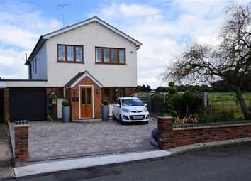Thumbnail 4 bed detached house for sale in Duck Lane, Thornwood Common, Essex