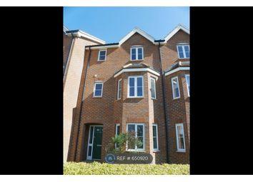 Thumbnail 5 bedroom terraced house to rent in Water Meadow Way, Downham Market
