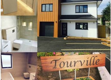 Thumbnail 4 bed semi-detached house for sale in Tourville, La Route De Noirmont, St Brelade