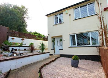3 bed end terrace house for sale in Colley Crescent, Paignton TQ3