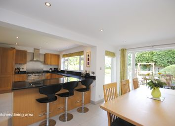 Thumbnail 4 bed detached house to rent in Priory Drive, Reigate