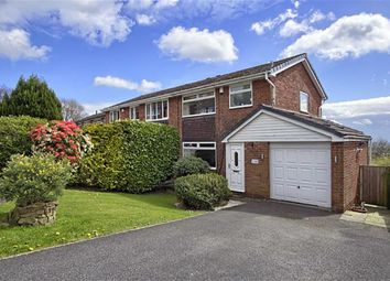 Thumbnail 3 bedroom property for sale in Ramwells Brow, Bromley Cross, Bolton
